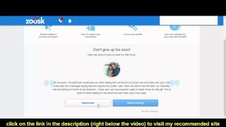 How To Delete Your Zoosk.com Account - How To Cancel Your Zoosk Membership