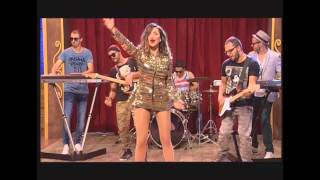 Repeat youtube video Maya Berovic - Cime me drogiras 2014 - Ami G Show - (TV Pink)