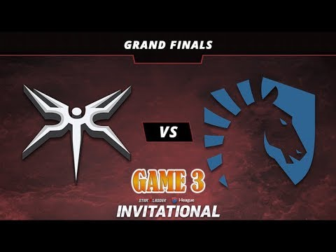 Mineski vs Liquid StarLadder iLeague Invitational #3 Game 3 Grand Final