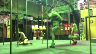 Sexy's Back pole dancing competition comes to the Coast