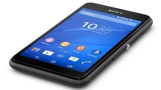 Primeiras impressões: Sony Xperia E4g [MWC 2015]