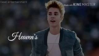 Justin Bieber Love song Whatsapp Status Video