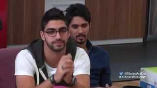 تقييم هادي شرارة لمحمد شاهين ومينا عطا في البرايم 8 من ستار أكاديمي 10 Mohammad Mina