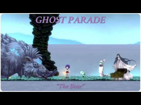 """GHOST PARADE """"The Boar"""" 
