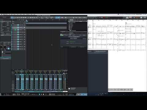 Notion and Studio One MIDI Rewire