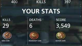 Battlefield Hardline Team Deathmatch gamplay 29 - 6 Awesome game