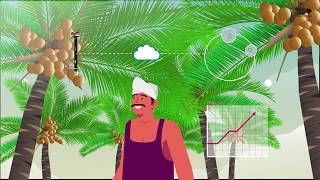 COCO FARM | MOTION GRAPHICS ANIMATION  | Explainer video | Do or die production