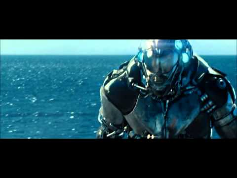 BattleShips Fight Scene- Alien onboard HD