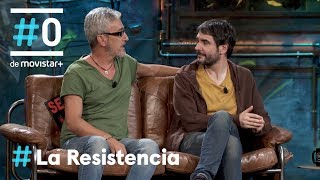 LA RESISTENCIA - Entrevista a Juanra Bonet y David Fernández   #LaResistencia 19.09.2019