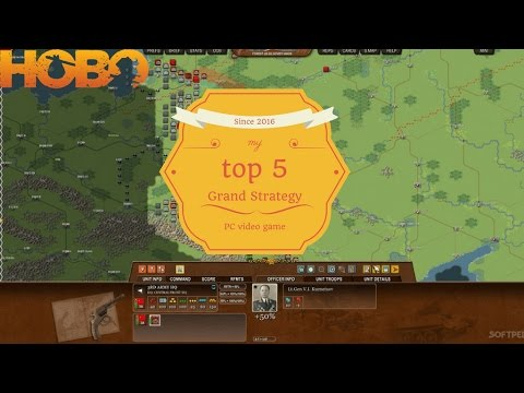 Top 5 Grand Strategy