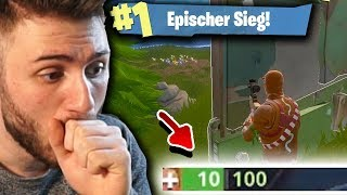 Mit 10 HP ALLE WEGGEHOLT| Fortnite Battle Royale (Deutsch)