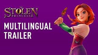 The Stolen Princess. Multilingual Trailer