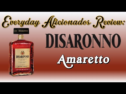 Disaronno Amaretto Review (Does It Deserve The Hype??)