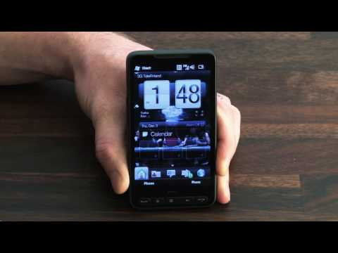 HTC HD2 Review: Part 1