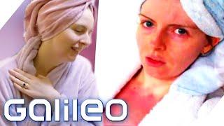 Mein Leben mit Wasserallergie | Galileo | ProSieben