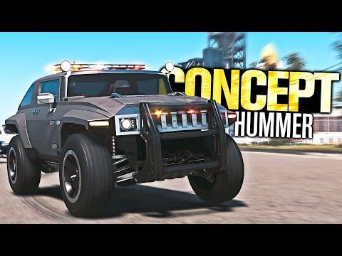 The Crew 2 - NEW Hummer HX Concept Enforcer UNLOCKED! |
