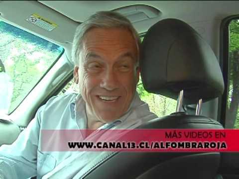 Un día con Sebastián Piñera