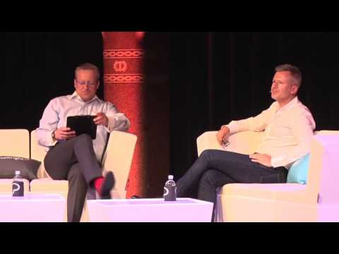 Executive Interview: Thomas Cook - Phocuswright Europe 2017
