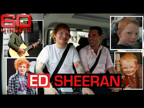 60 Minutes Australia: Ed Sheeran (2015)