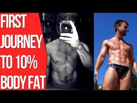 Losing Muscle While Cutting To 10% Body Fat For The First Time (The Truth)