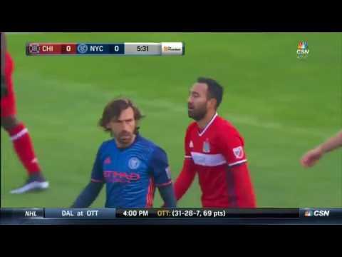 NYCFC - Josh Saunders Save