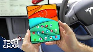 Samsung Galaxy Z Fold 3 - 10 Tips & Hidden Features! screenshot 4