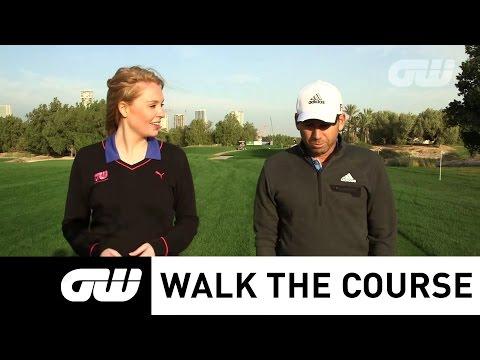 GW Walk The Course: Sergio Garcia (Commercial Bank Qatar Masters 2015)