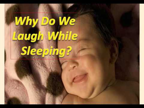 Why Do We Laugh While Sleeping? - SciencE KnowledgE