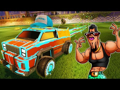 DOUCHEBAG ROCKET LEAGUE