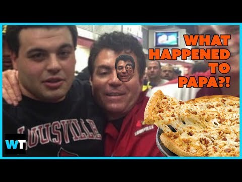 What The Hell Happened To PAPA JOHN?