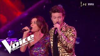 Johnny Hallyday et Sylvie Vartan - J'ai un problème   Jenifer et Sidoine   The Voice 2019   Final