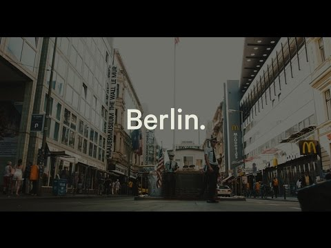 Berlin Cinematic in 4K  | Panasonic GH4 Sigma 18-35 mm Samyang 14 mm