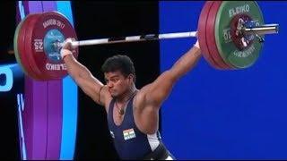 MEN 85kg B SNATCH / 2017 WEIGHTLIFTING WORLD CHAMPIONSHIPS