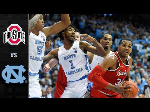 Dan Rivers - Ohio State Powers Past North Carolina In First Road Game Of The Season