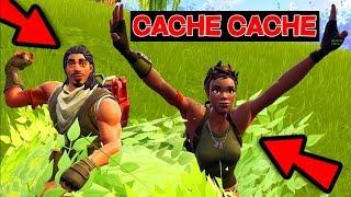 CACHE-CACHE SERVEUR PRIVÉ SUR FORTNITE BATTLE ROYALE 🔥