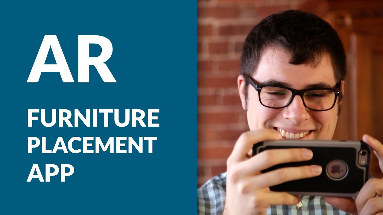 Augmented Reality Furniture Placement App - InHouse AR