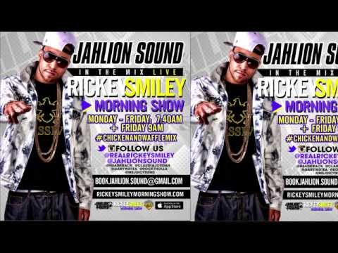 JahLion Sound Chicken and Waffle Mix vol 1 (Rickey Smiley Morning Show)