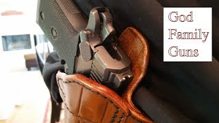 My New OWB Holster : Privateer Leather