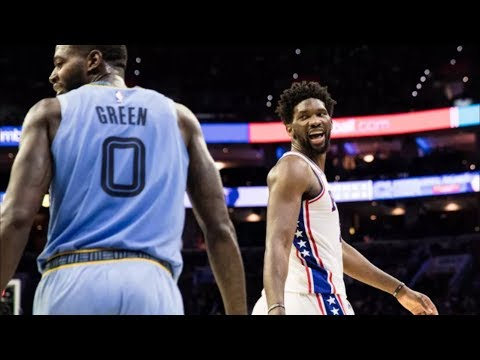 Embiid Chasedown! 76ers Win 8 of Last 9 Games! 2018-19 NBA Season