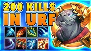 Download *URF MOVIE* MY BEST URF PLAYS (FINAL MOVIE) - BunnyFuFuu Full Gameplay Mp3 and Videos