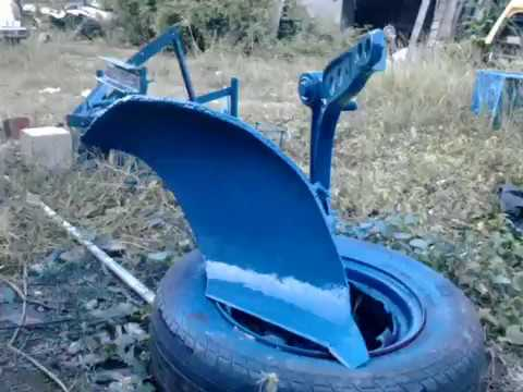 HOW IT'S MADE - PLOW PLOUGH MOLDBOARD