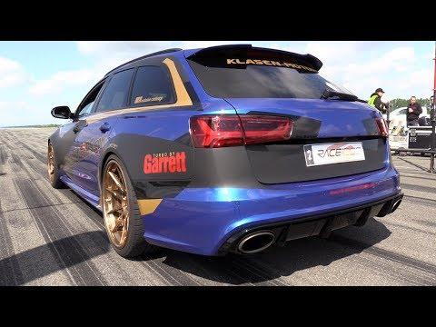 900HP Audi RS6 C7 w/ Garrett TURBO