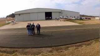 WLBT News - Hinds Community College UAS Pilot Training