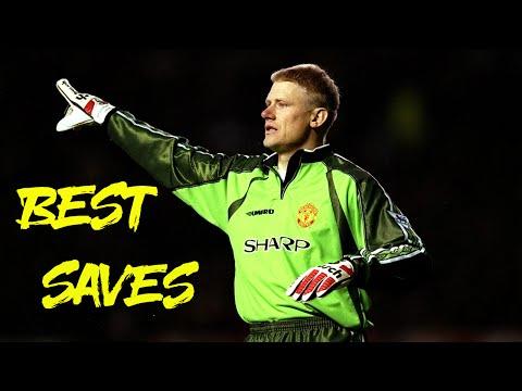 Peter Schmeichel ● The Legend ● Best Saves & Goals