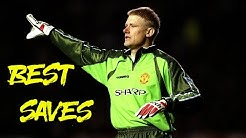 Peter Schmeichel ● The Legend ● Best Saves & Goals