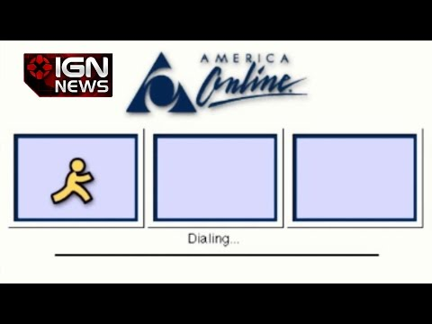 Millions of People Still Paying for AOL Dial-Up - IGN News