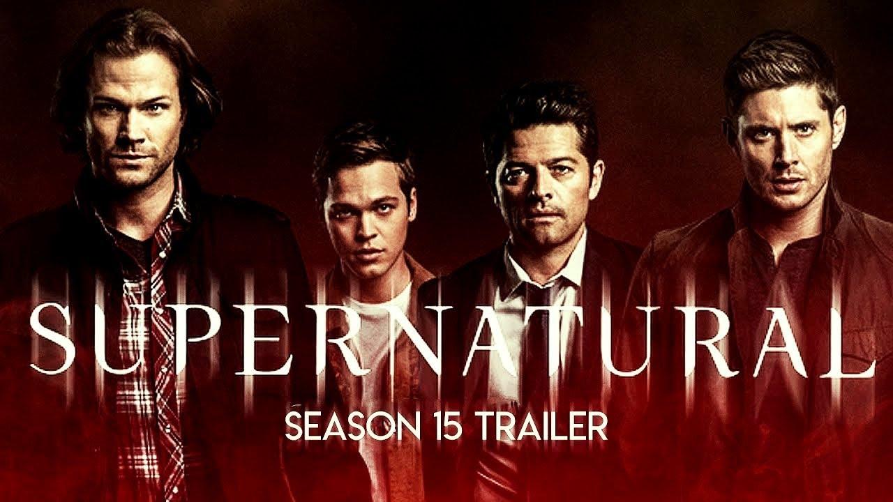 Supernatural 15 Staffel
