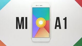 Xiaomi Mi A1 Review (feat. Android Oreo) [Urdu/Hindi]