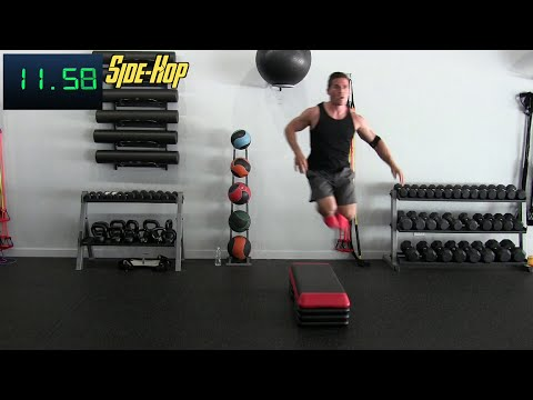 30 Min High Intensity Training for Athletes w/ James Peska - HASfit HIIT Workout - Interval Workouts