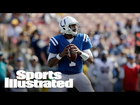 Colts Name Jacoby Brissett As Starting Quarterback Over Scott Tolzien | SI Wire | Sports Illustrated